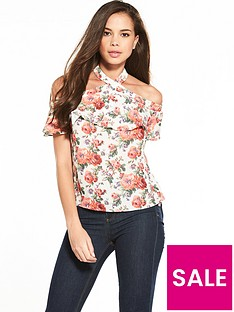 oasis-rose-halter-bardot-top