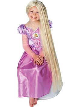 disney-princess-rapunzel-long-glownbspin-the-dark-childs-wig