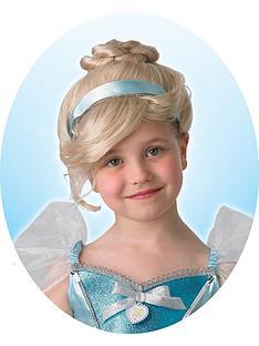disney-princess-childs-cinderella-wig-with-free-book