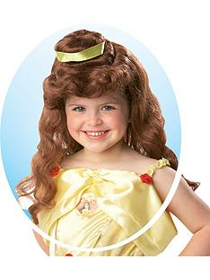 disney-princess-childs-belle-wig-with-free-book