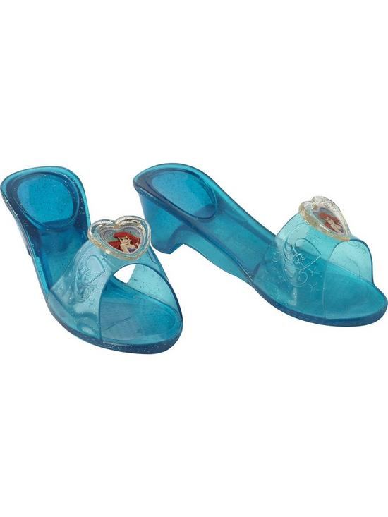 4df43421bb90d2 Disney Princess Ariel Jelly Shoe