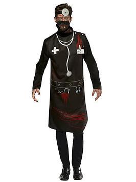hallowen-horror-doctors-costume