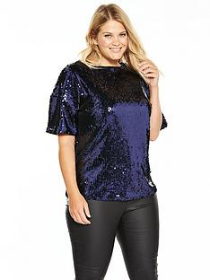 plus size tops   plus size evening tops for women   very.co.uk