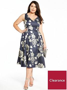 v-by-very-curve-jacquard-prom-dress