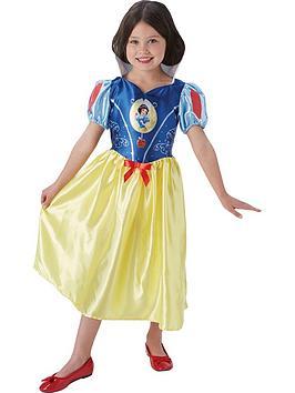 disney princess fairytale snow white childs costume