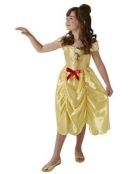 disney princess fairytale belle childs costume
