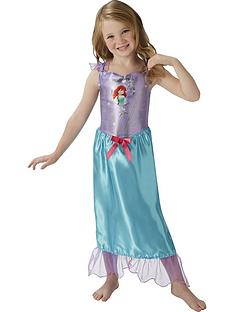 disney-princess-childs-fairytale-ariel-childs-costume-with-free-book