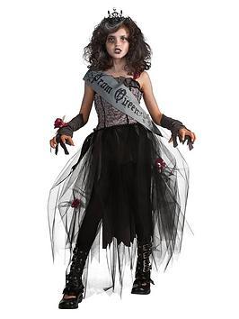 girls-goth-prom-queen-halloween-costume
