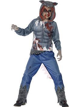 childs-deluxe-wolf-warrior-halloween-costume