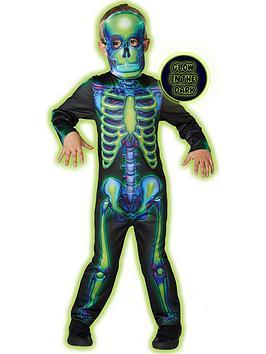 childs-neon-skeleton-halloween-costume