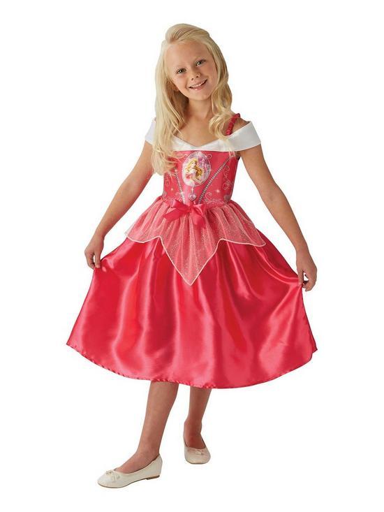 ecf1c61783fb6 Disney Princess Fairytale Sleeping Beauty Childs Costume | very.co.uk