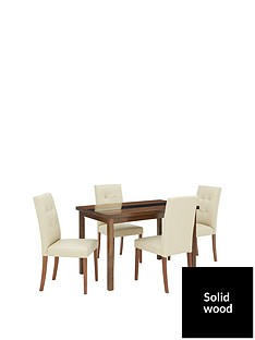 evelyn-120-cm-solid-wood-and-glass-table-4-derby-chairs