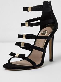 river-island-witty--bow-caged-shoe