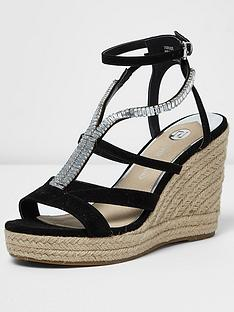 river-island-remi-gem-wedge-espadrille