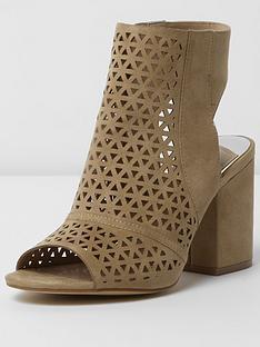 river-island-river-island-reita-beige-lazer-cut-shoe-boot
