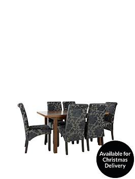 evelyn-120-150-cm-solid-wood-extending-dining-table-6-oxford-chairs