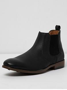 river-island-tough-sole-chelsea-boot
