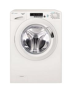 Candy GVS149D3Grand'O Vita9kgLoad,1400 Spin Washing Machine with Smart Touch - White