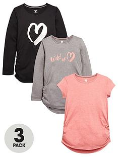 v-by-very-girls-3-pack-heart-t-shirts