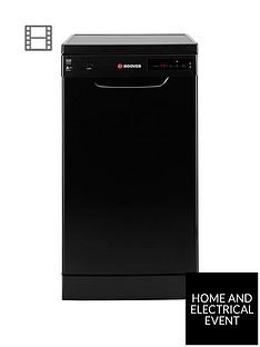 hoover-hdp2d1049b-10-place-slimline-dishwasher-black