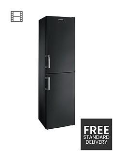 hoover-hvbf-5172-bhk-55cmnbspfrost-free-fridge-freezer-black
