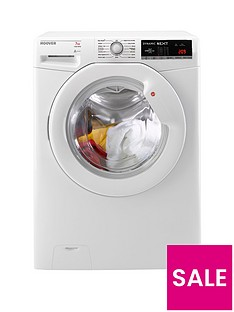 hoover-dynamic-nextnbspdxoa1473lw3-7kg-load-1400-spin-washing-machine-white