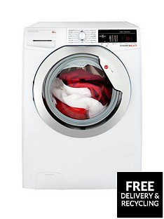 hoover-dynamic-nextnbspdxoa48c3-8kg-load-1400-spin-washing-machine-whitechrome