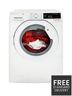 hoover-dynamic-next-one-touch-dxoa68lw3-8kg-load-1600-spin-washing-machine-white