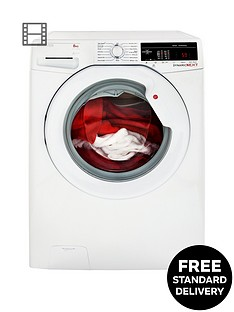 hoover-dynamic-nextnbspdxoa68lw3-8kg-load-1600-spin-washing-machine-with-one-touch-white