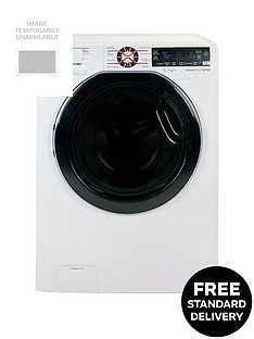 Hoover Dynamic Extreme DWFT412AH3 12kg Load, 1400 Spin Washing Machine with One-Fi Extra - White/Tinted