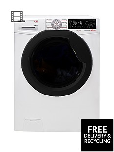 hoover-dynamic-extremenbspdwft413ah8nbsp13kgnbspload-1400-spinnbspwashing-machine-with-one-fi-extra-whitetinted