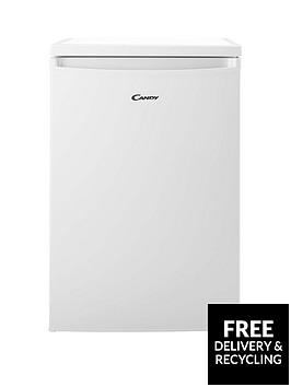 candy-cto552wknbsp55cm-under-counter-fridge-with-ice-box-white