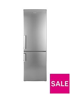 candy-cbf6182xfhk-60cmnbspfrost-free-fridge-freezer-silver