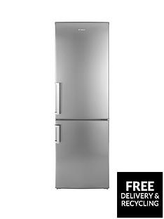 candy-cbf6182xfhk-60cmnbspwide-frost-free-fridge-freezer-silver