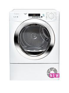 candy-grand-o-vita-smart-gvsc10dcg-10kgnbspcondenser-tumble-dryer-whitechrome