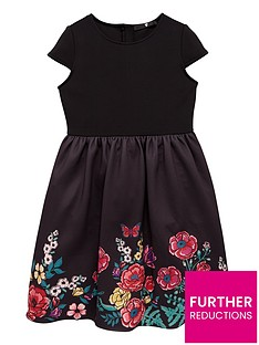 v-by-very-cap-sleeve-floral-party-dress