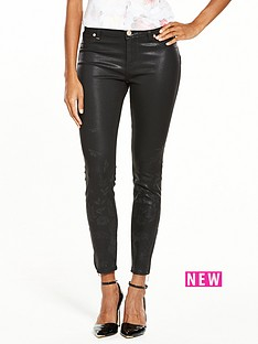 ted-baker-textured-fabric-skinny-jean-with-zip-cuffs-black