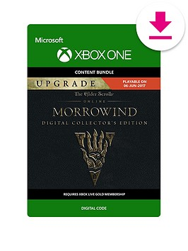 xbox-elder-scrolls-online-morrowind-collector039s-edition-upgrade-digital-download