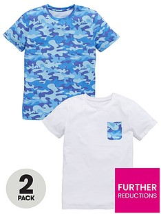 v-by-very-2-pack-camo-aop-and-pocket-tees