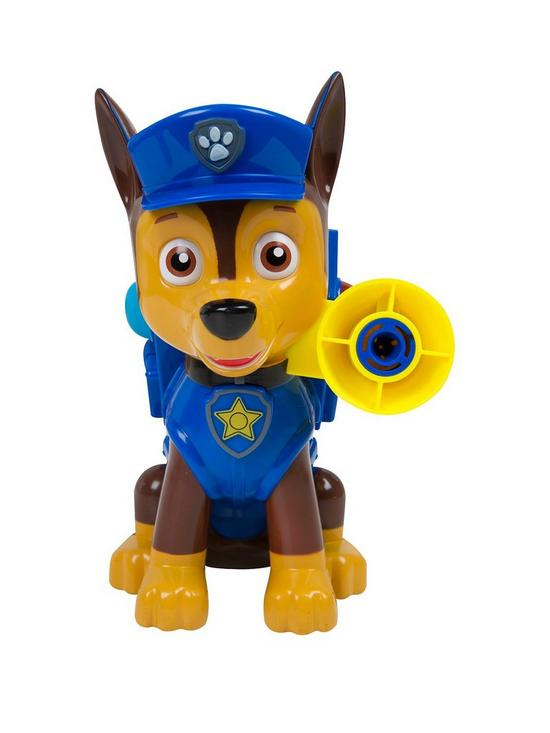 67e5ffb45 Paw Patrol Chase Bubble Machine | very.co.uk
