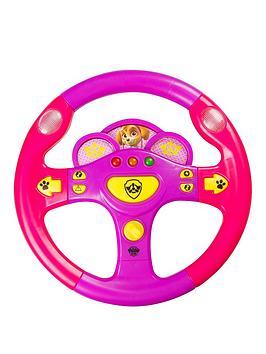 paw-patrol-skye-steering-wheel