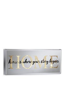 Photo of Arthouse home mirrored light box