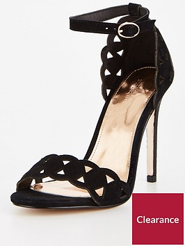 michelle-keegan-laser-cut-suede-heeled-sandal-black
