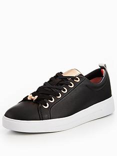 ted-baker-kellei-black-trainers