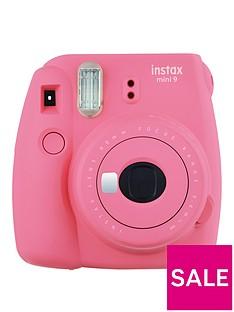 fujifilm-instax-mini-9-instant-camera-with-10-pack-of-film-flamingo-pink