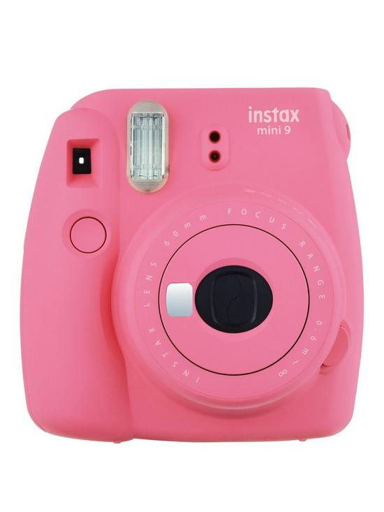 Fujifilm Instax Mini 9 Instant Camera With 10 Or 30 Pack Of Paper