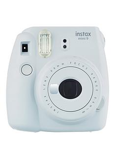 fujifilm-instax-mini-9-instant-camera-with-10-or-30-pack-of-paper--nbspsmoky-white