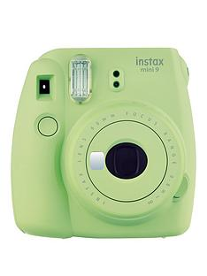 fujifilm-instax-mini-9-instant-camera-with-10-or-30-pack-of-paper--nbsplime-green