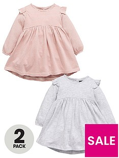 mini-v-by-very-baby-girls-2-pack-frill-dresses