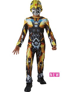 transformers-bumble-bee-costume